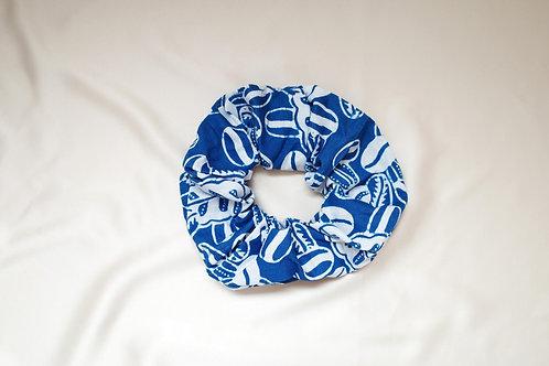 Batik scrunchie kopi