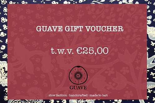 Guave Gift Voucher