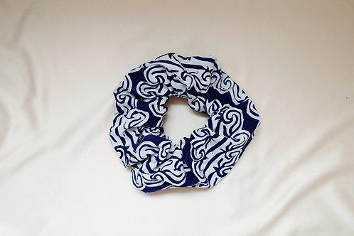 Batik scrunchie