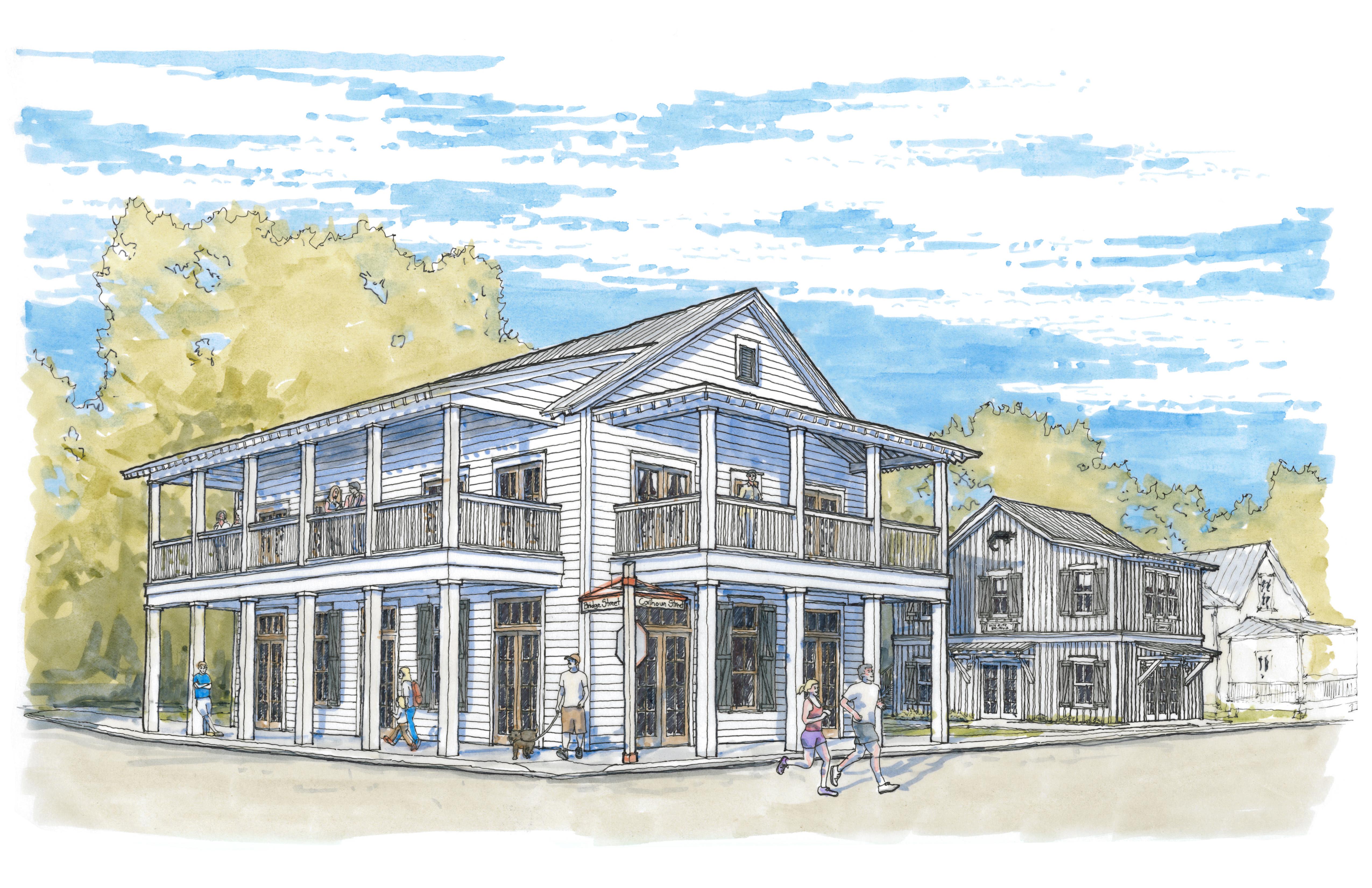 81 Calhoun Street, Old Town Bluffton