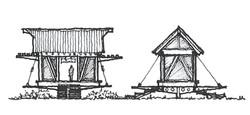 Pavilion Doodle