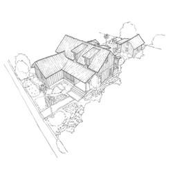 Palmetto Bluff Builder Guild Restoration Model