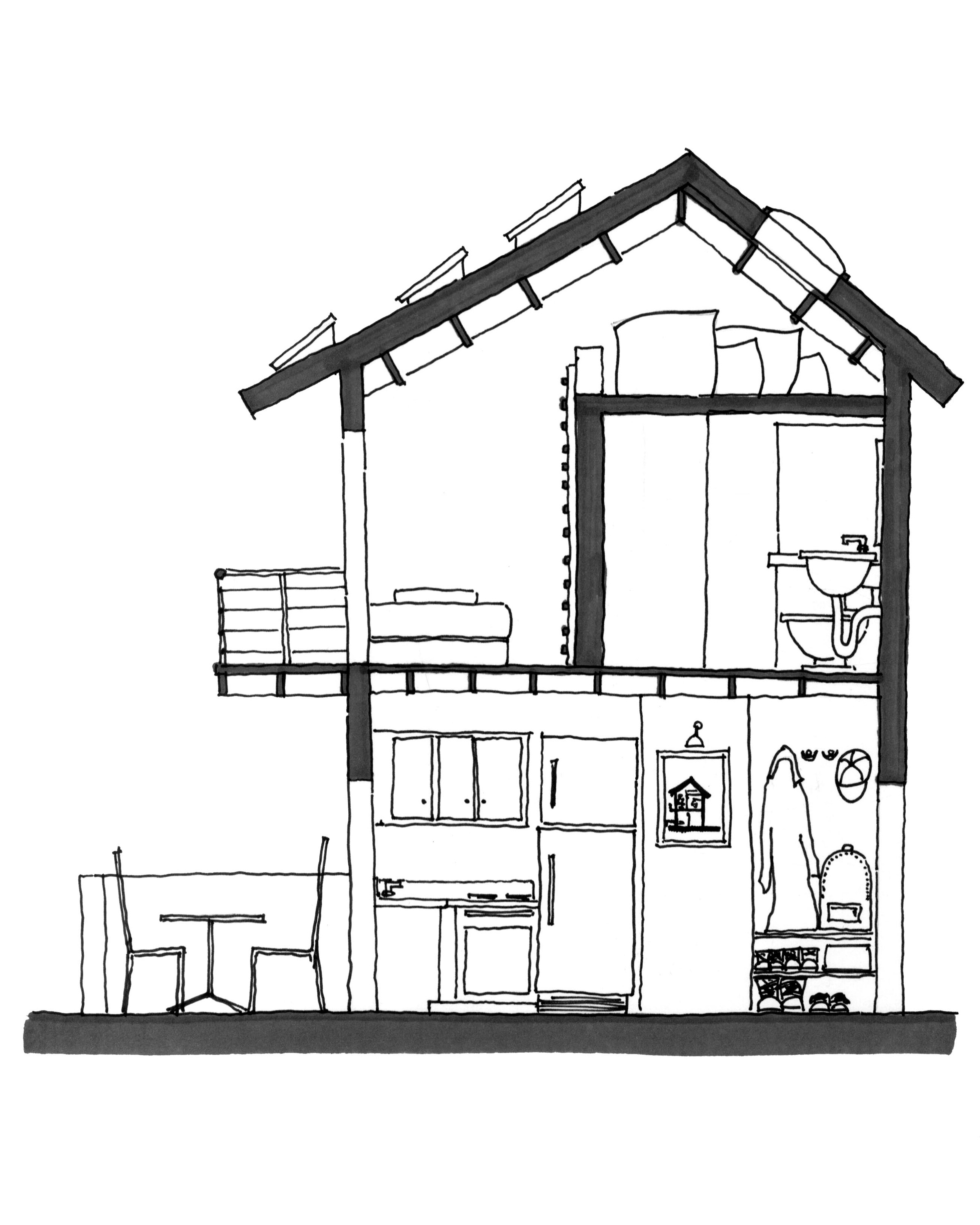Design for Micro-Living Development