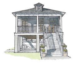 Model Residence for Ecovest Rockport