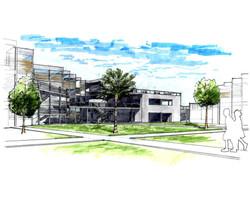 Design for a Boarding School