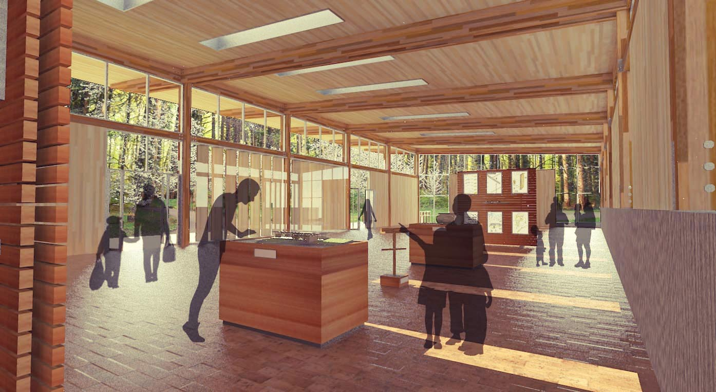 Design for an Education Center