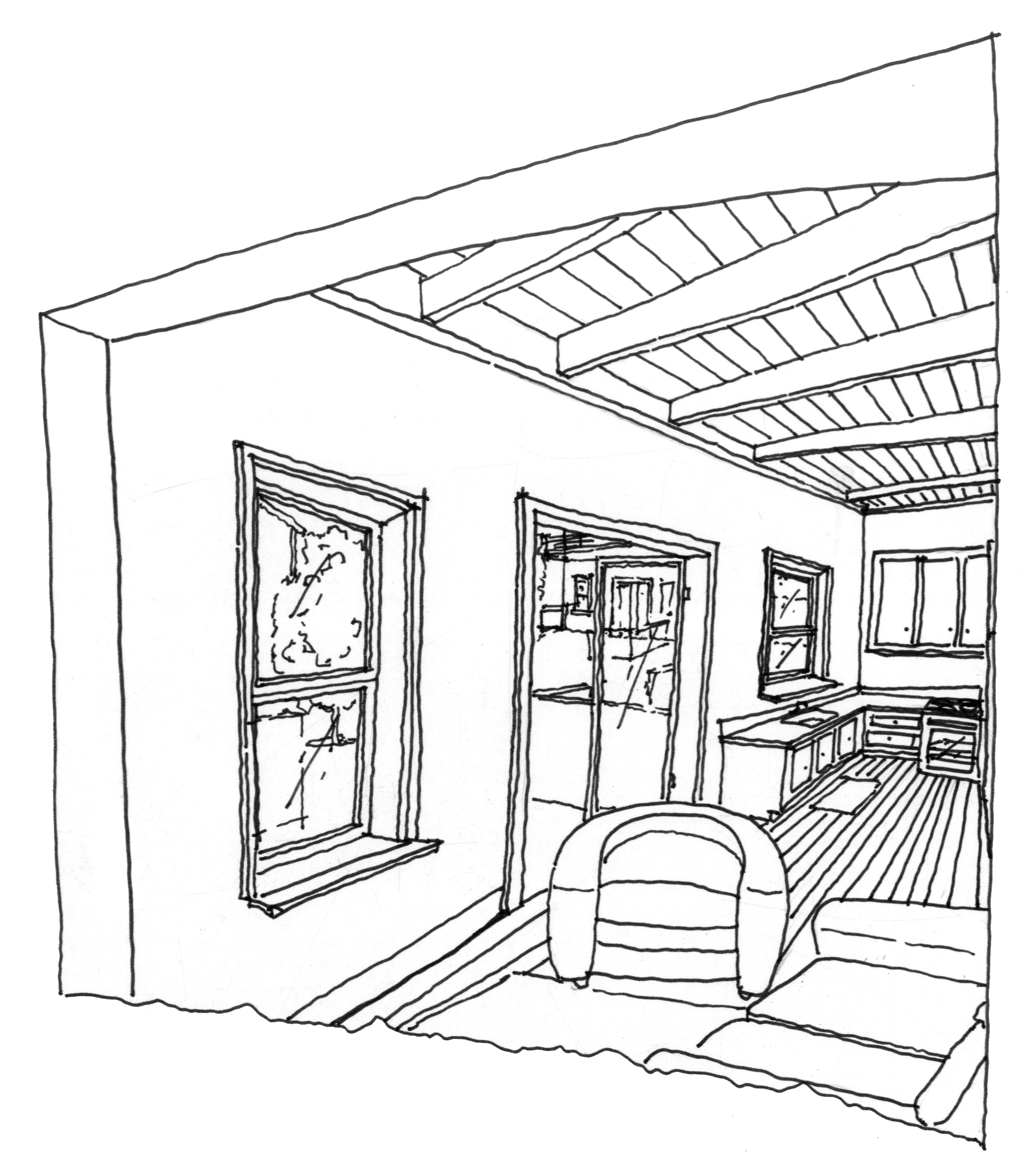 Process: Interior View