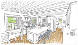 Kitchen Renovation in Sea Pines