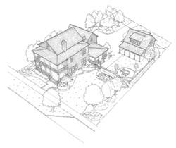 Palmetto Bluff Builder Guild Overlook Model