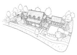 Palmetto Bluff Builder Guild Park View Model