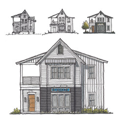 Design Progression for 5752 Guilford Place, Bluffton