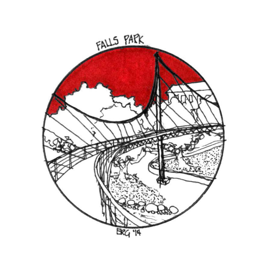 Circle Series: Falls Park