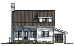 Carriage House in Palmetto Bluff