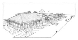 Design for Bluffton Town Hall
