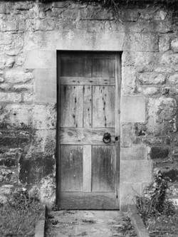 Garden Door in Oxford