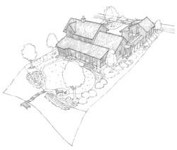 Palmetto Bluff Builder Guild Retreat Model