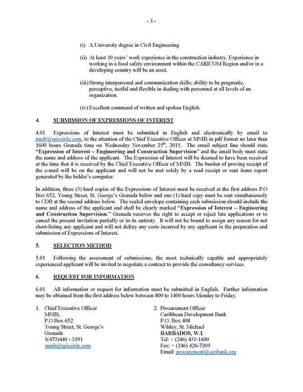 Draft expression of interest engineering and construction draft expression of interest engineering and construction services altavistaventures Gallery