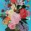 Thumbnail: 'flowers IIII' painting