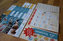 Flyer und Folder