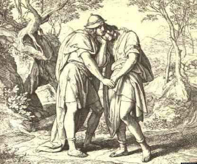 Creating Jonathan-David Friendships