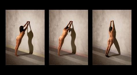 Shadowplay / triptych