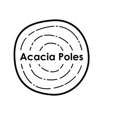 ACACIA POLES - Acacia poles producer