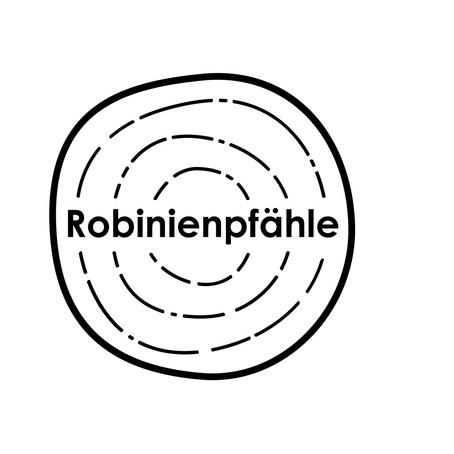 ACACIA POLES - Hersteller von Robinienpfählen