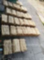 Stock de piquets en acacia - Robinia Pal