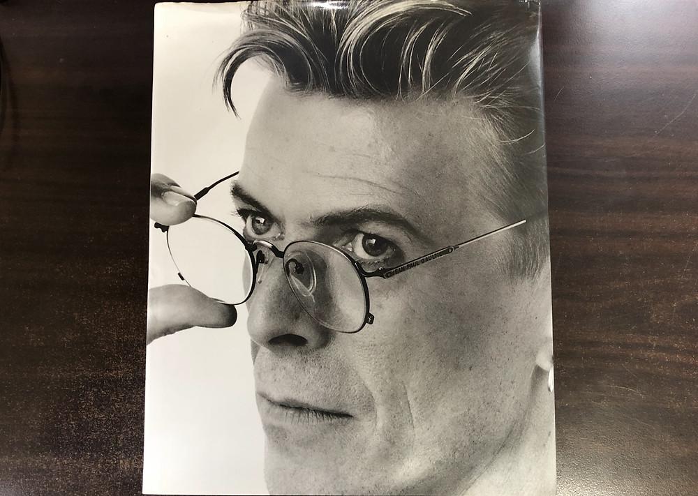 デヴィッド・ボウイ写真集