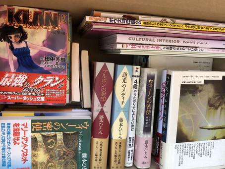春日井で文庫やコミックなど本の買取をしました
