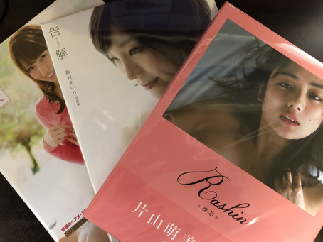 高浜で写真集、DVDなど出張買取をしました