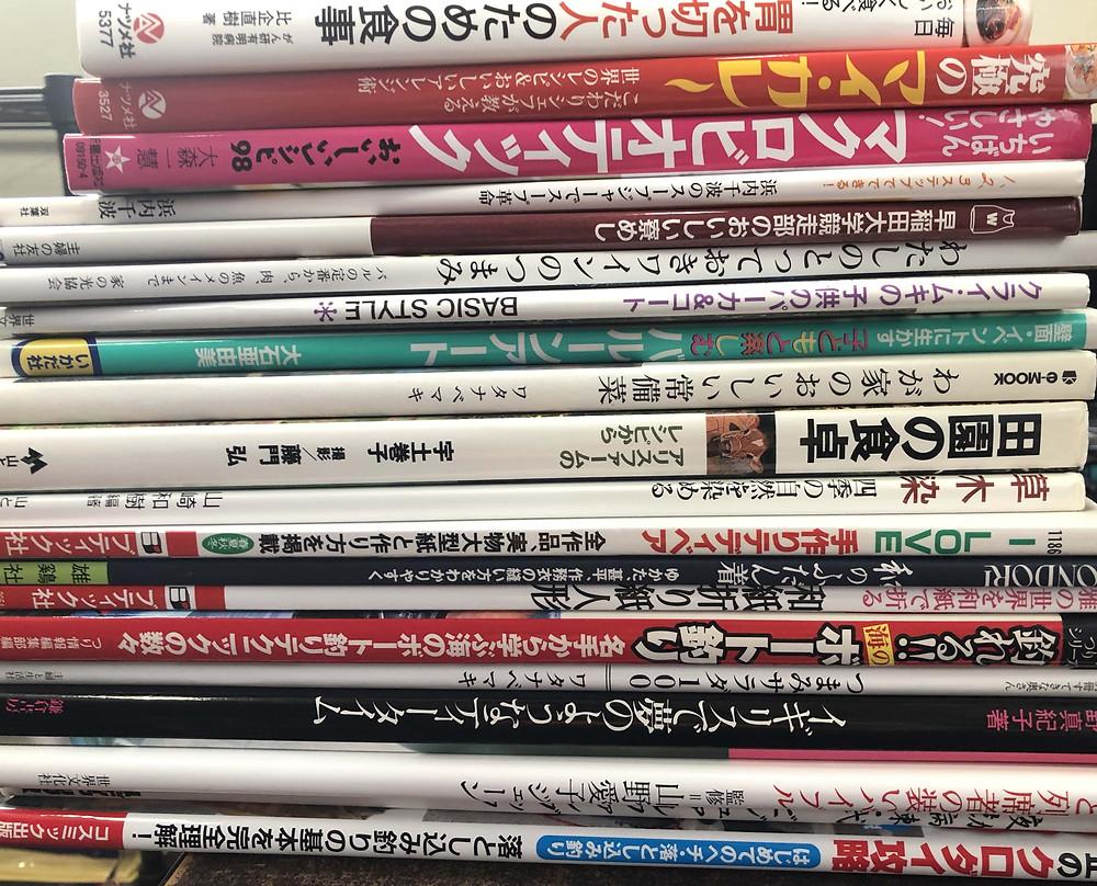 雑誌の買取