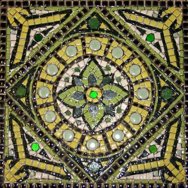 Green Mandala