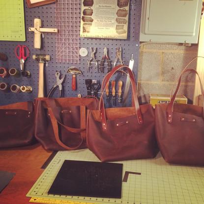 Making Tote Bags