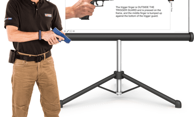 Basic Handgun Safety & Shooting Skills
