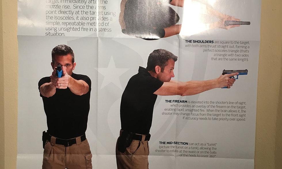 Intro to Basic Handgun Safety/Shooting