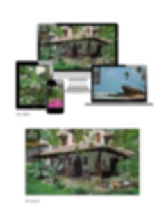 Dream House, brochure, sito prenotazioni, sito web