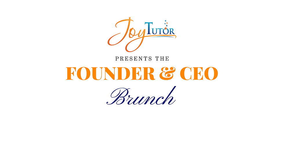 Founder & CEO Brunch - Chicago