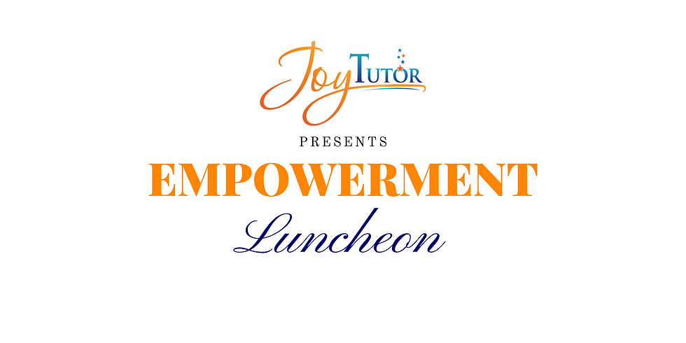 Empowerment Lunch
