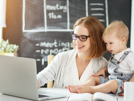 Die 3 häufigsten Fehler, welche die meisten berufstätigen Mütter im Alltag begehen