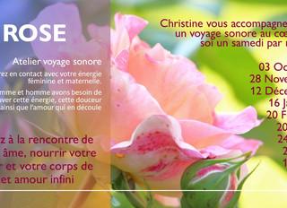 Les ateliers de Christine Thomas
