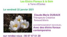 Journée mensuelle de Claude-Marie DUBAUX