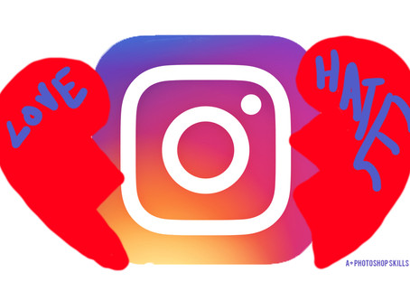 My Love / Hate Relationship With Instagram