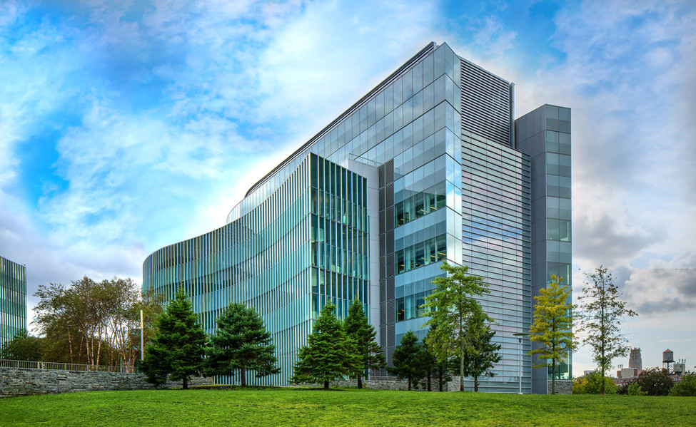 Center for Discovery and Innovation - Architecure Photography NYC