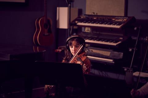 Strings Session in Nashville