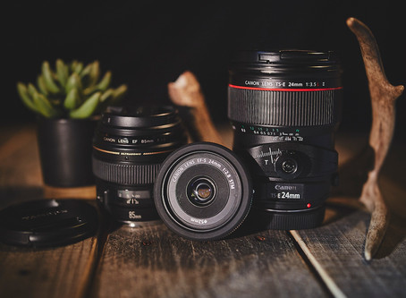 So Many Lenses, So Little Time (and Money...)
