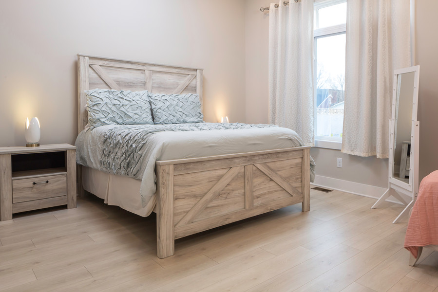 Real Estate Photo of a bedroom in New York