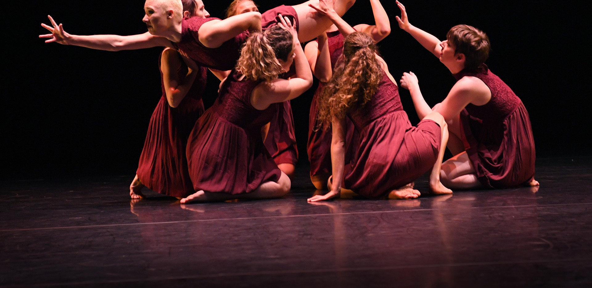 Mattidance at McCallum Choreography Festival