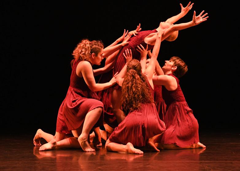 Mattidance at McCallum Choreography Festival