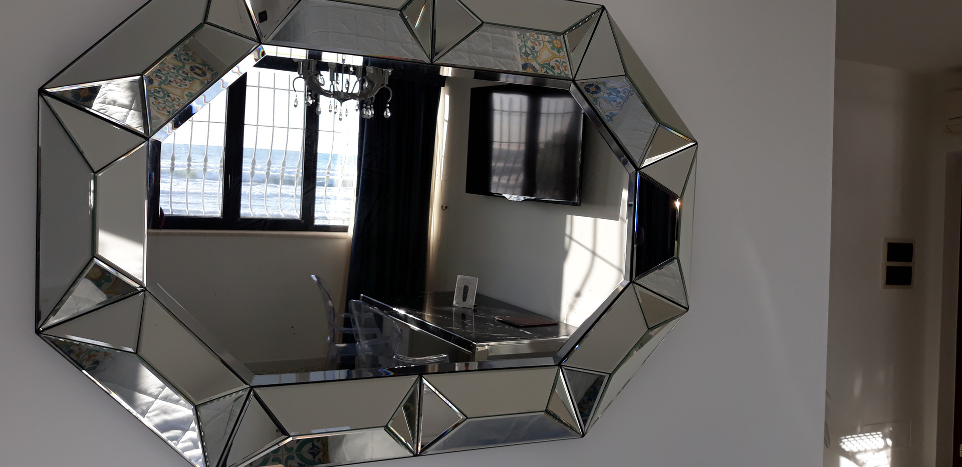 dettaglio specchio